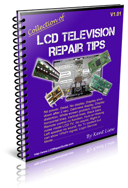 lcd tv repair tips
