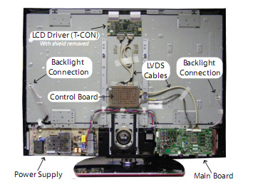 Samsung Lcd Tv Diagram - Wiring Circuit •
