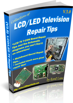 V3.0- LED LCD TV Repair Tips ebook
