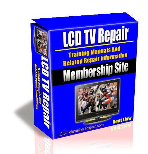 lcd led tv repair tips training manual repair guide rh lcd television repair com 1980 TV Guide Fall Preview led tv repair guide book