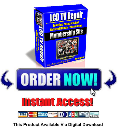LCD & LED TV Repair Tips-Training Manual & Repair Guide