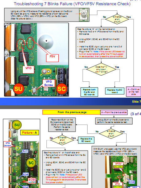 dec 2013 rh lcd television repair com plasma tv repair guide pdf television repair guide pdf